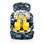 Cosatto CT3310 Zoomi Group 123 Anti-Escape Car Seat Rev Up
