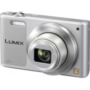 Panasonic DMC-SZ10EG-S Digitalkamera 16 Megapixel Zoom (optisk): 12 x Silver