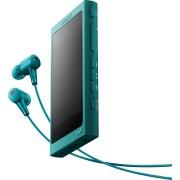SONY NW-A35HN BL - HiRes-Audioplayer, MP3-Player, WALKMAN®, 16GB, mit Kopfhörer