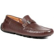 Clarks Davont Saddle Brown Tumb Casual Shoes For Men(Brown)
