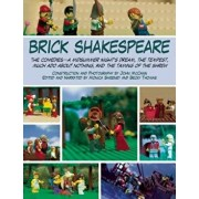 Brick Shakespeare: The Comediesaa Midsummer Nighta's Dream, the Tempest, Much ADO about Nothing, and the Taming of the Shrew, Paperback/John McCann