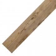 [neu.haus] Suelo de vinilo - Láminas de PVC (1,114m² - roble natural) muy estructurado planchas tablas