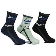 Stylish Mens Ankle Socks - 3Pair