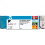 HP 91 ( C9471A ) 775 ml Light Magenta Ink Cartridge with Vivera Ink
