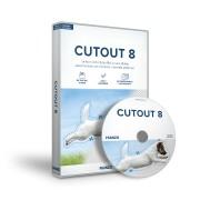 FRANZIS.de (ausgenommen sind Bücher und E-Books) CutOut 8 Windows