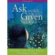 Ask And It Is Given Cards, Hardcover/***