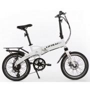 LITTIUM BY KAOS Bicicleta Elétrica IBIZA DOGMA Branca