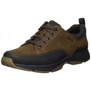 Rockport Zapatillas para Hombre con cordn para Dedos, Caf Oscuro, 9W US