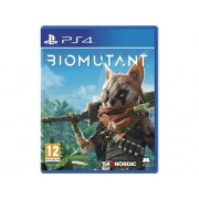 KOCH MEDIA Preventa Juego PS4 Biomutant (Acción - M12)