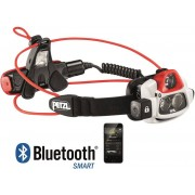 Petzl Nao+ lampada frontale - White/Red