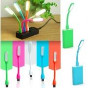Kids Favourite Birthday Return Gifts Set Of 12 Portable Flexible LED Light Lamp