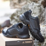 ADIDAS TERREX AX3 LEATHER - EE9444 / Мъжки спортни обувки