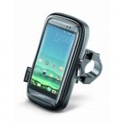 Interphone - Unicase Holder 52 Telefoonhouder Fiets en Motor Stuur (150 x 77mm)