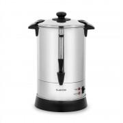 Klarstein Excelsa, filtru de cafea rotund, 30 cești, robinet, oțel inoxidabil (FP13-)