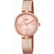 Reloj Mujer C4645/1 Marrón Candino
