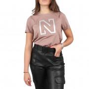 Nikkie Embossed N T-shirt
