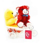 ME&YOU Romantic Cycle Gifts for Wife Girlfriend On Birthday, Anniversary, Karwa chauth, Valentine's Day IZ18CyTROK-001