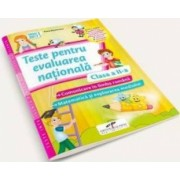 Teste pentru Evaluarea nationala. Limba romana. Matematica - Clasa 2 - Iliana Dumitrescu