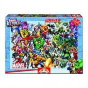Educa Marvel hősök puzzle, 1000 darabos