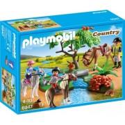 PlayMobil 4Ani+ Plimbare la Tara cu Calutii