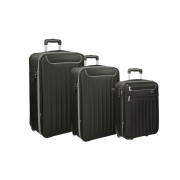 Set kofera Brooklyn Movom crni 53.494.51