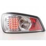 FK-Automotive fanale posteriore a LED per Peugeot 306 3/5 porte anno di costr. 97-00, cromato