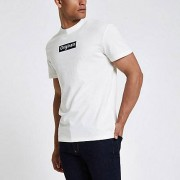 Jack and Jones Wit / Jack and Jones Originals - Wit T-shirt Heren