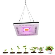 ARILUX 50W Full Spectrum LED Plant Grow Hanging Flood Light Waterproof Thunder Protection 220-240V