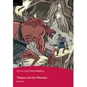 Level 1: Theseus and the Minotaur Book and Multi-ROM with MP3 Pack (Beatty Ken)(Mixed media product) (9781292121451)