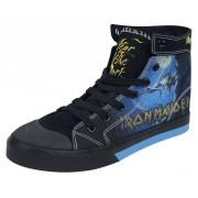 Iron Maiden EMP Signature Sneaker high - Offizielles Merchandise EU38, EU39, EU40, EU41, EU42, EU43, EU44, EU45, EU46 Unisex