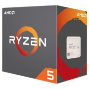 Procesor AMD Ryzen 5 1600X, 3.6 GHz, AM4, 16MB, 95W (BOX)