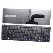 FQ Teclado del Ordenador portátil para For ASUS X61 X61GX X61Q X61Sf X61SL X61SV X61Z Color Negro Versión en inglés de EE. UU.