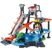 Mattel Hot Wheels Mega Myjnia Atak Krokodyla FTB67