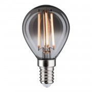 Home24 LED-lamp Vintage VIII, home24 - Grijs