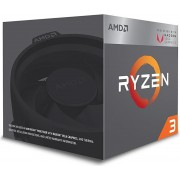 Procesor AMD Ryzen 3 2200G BOX, s. AM4, 3.7GHz, 6MB cache, Quad Core, RX Vega, Wraith Stealth cooler