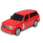 Toyshine Range Rover Remote Control Car, Rechargeable, Full Function, Red