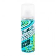 Batiste Original suchý šampon s jemnou svěží vůní 50 ml pro ženy