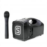 "Skytec ST-010 megafono portatile da 12cm (5"") USB"
