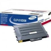 Тонер касета за Samsung CLP-510, CLP-510N, червен (CLP-510D5M)