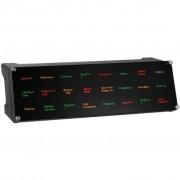 Modul Saitek Pro Flight BIP (Backlit Information Panel)