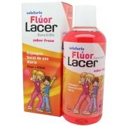Fluor Lacer Diario Fresa Colutorio 500 ml