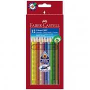 Creioane Colorate Grip 2001 Faber-Castell 12 culori