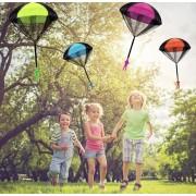 Mini soldaat met parachute - Echt Werkend - Speelgoed - Kinderen - Leerzaam