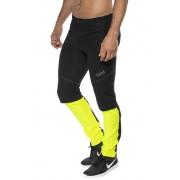 GORE RUNNING WEAR Air GWS Hardloop Shorts Heren geel/zwart XL 2017 Hardloopbroeken