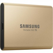 Samsung MU-PA500G/EU Portable T5 vanjski ssd tvrdi disk 500 GB ružičasto-zlatna (roségold) USB-C™ USB 3.1
