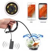 WiFi HD Inspektionskamera iPhone / Android - Vattentät IPX67 1 meter