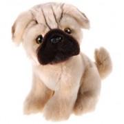 Geen Pluche knuffel Mopshond 20 cm