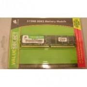 Memorie Corsair VS 1024MB DDR2, 667MHz, CAS 5