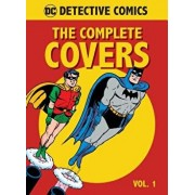 DC Comics: Detective Comics: The Complete Covers Vol. 1, Hardcover/Insight Editions