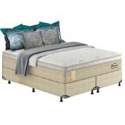 Colchão Probel Molas Prolastic Charme Confort - Colchão Queen Size - 1,58x1,98x0,36 - Sem Cama Box